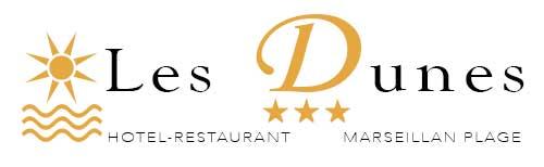 Hotel 3 étoiles Les Dunes